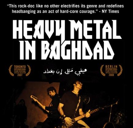 Heavy Metal in Baghdad Documentary