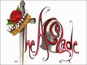 The Accolade, a rock group from Saudi Arabia