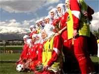 Woman's Football Team