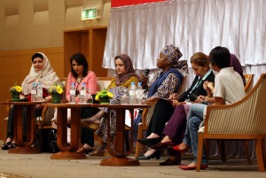 A group of women from around the world met in Malaysia to launch the Musawah movement for gender equality and family law reform (photo via Musawah.org).